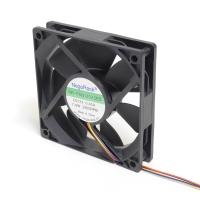 Вентилятор для корпуса 120х120х25мм,4пин PWM, 3600RPM, два подшипника качения, NR-FAN12025ES